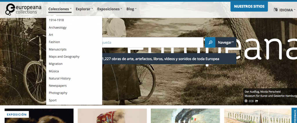 Europeana Collections